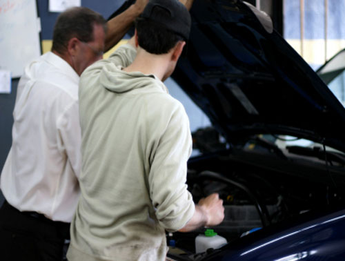 Book your Vehicle Inspection Appointment Now